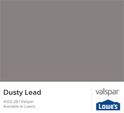valspar paint color chip dusty lead