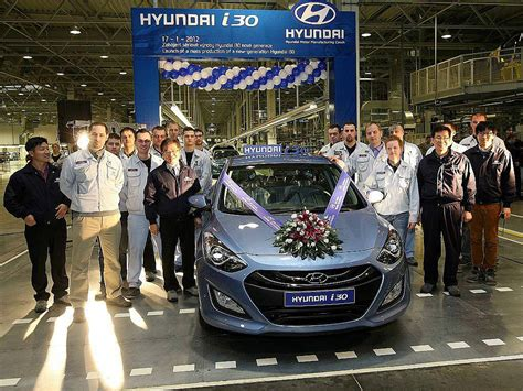 hyundai manufacturing plant hyundai breaks ground on new manufacturing plant in china