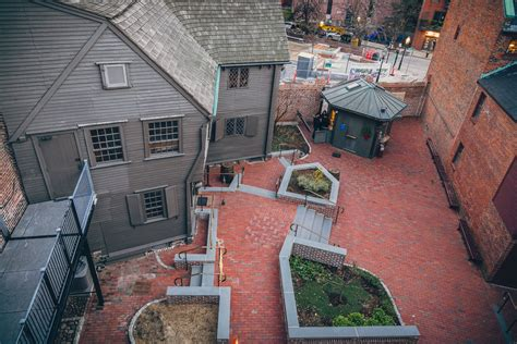 paul revere house new paul revere house education visitor center opens photo gallery