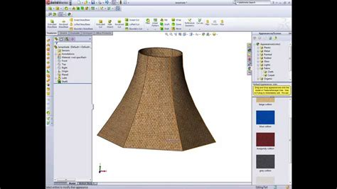 tutorial solidworks loft lofting tutorial solidworks youtube