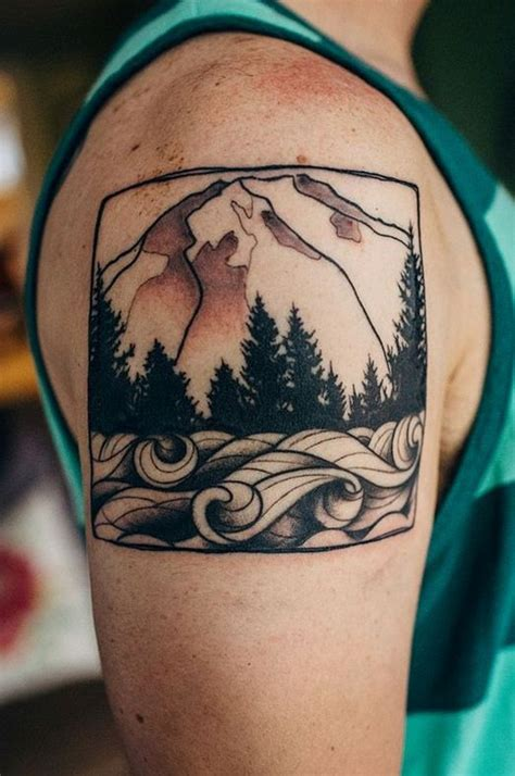 tacoma tattoo 101 inspiring nature inspired designs for nature lover