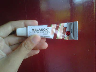 Pelembab Melanox stay beautiful with review melanow hydroquinone 2