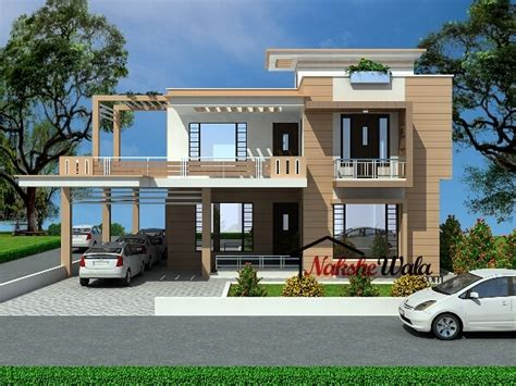 indian home design news double storey elevation two storey house elevation 3d