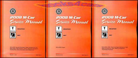 free online auto service manuals 2008 saturn sky on board diagnostic system saturn sky shop service manuals at books4cars com