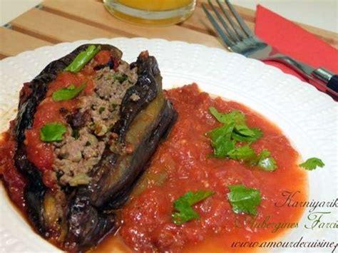 soulef cuisine recettes d aubergines farcies de amour de cuisine chez soulef