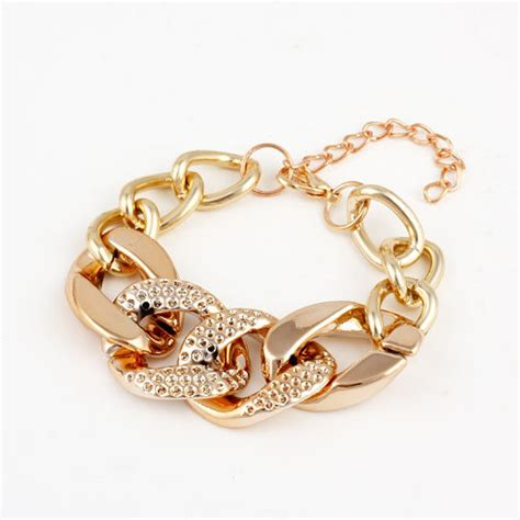 cheap wholesale for jewelry wholesale jewelry fashion cheap gold plated alloy chain