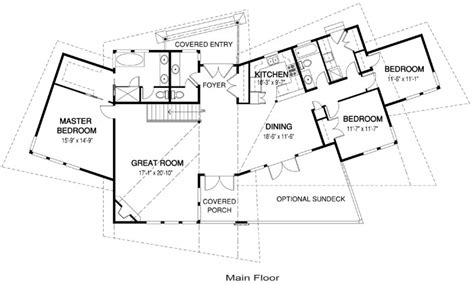 discovery post and beam modern cedar home plans cedar homes
