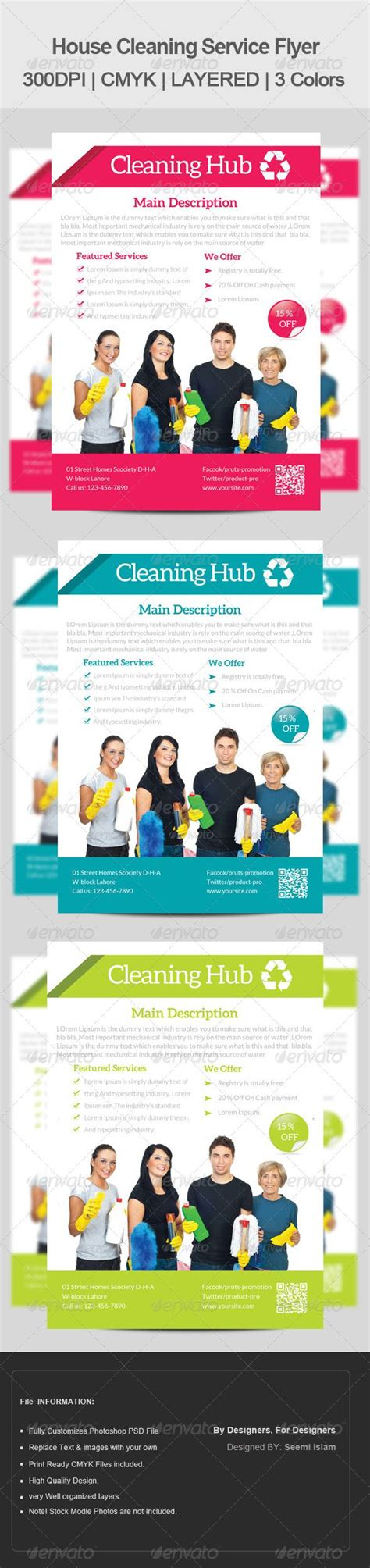 31 best images about cleaning service flyer on pinterest