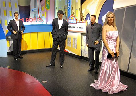 hollywood celebrity wax museum wax celebrities at the hollywood wax museum photo 2
