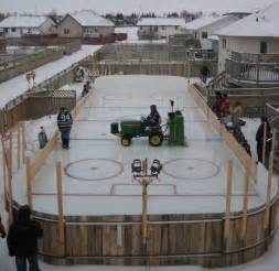 Backyard Skating by The Best Part About The Nhl Lockout Backyard Rinks