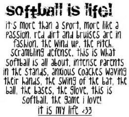 Pics Photos  Softball Sayings Is Life sketch template