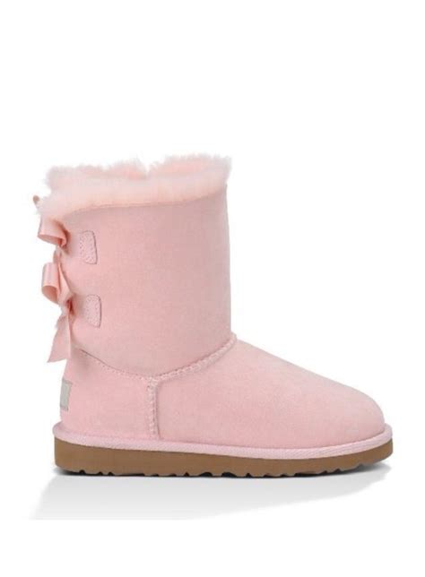 light pink boots uggs bailey boots in light pink in the pink
