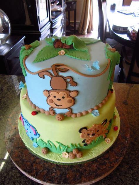 25 best ideas about safari cakes on jungle