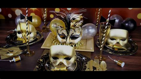 How To Decorate For A Masquerade Themed by Masquerade Themed Decorating Ideas