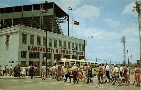 Kansas Courts Search Kansas City Municipal Stadium