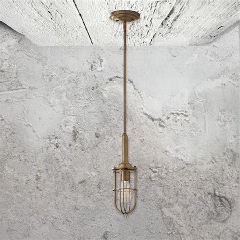 brass mini pendant light e2 contract lighting products antique brass mini