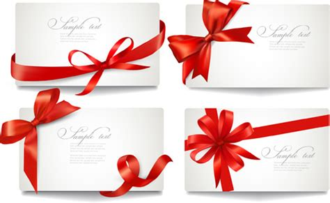 Gift Card Graphic - gift card design free vector download 14 001 free vector for commercial use format