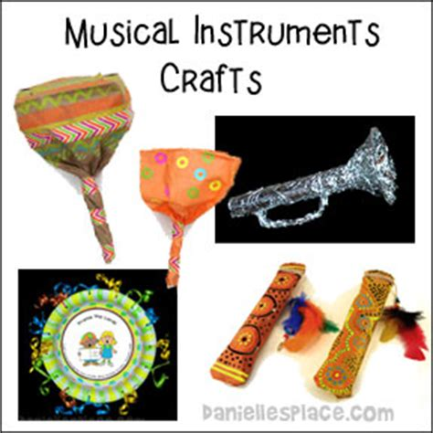 instrument crafts for cheap and easy crafts can make from danielle s place