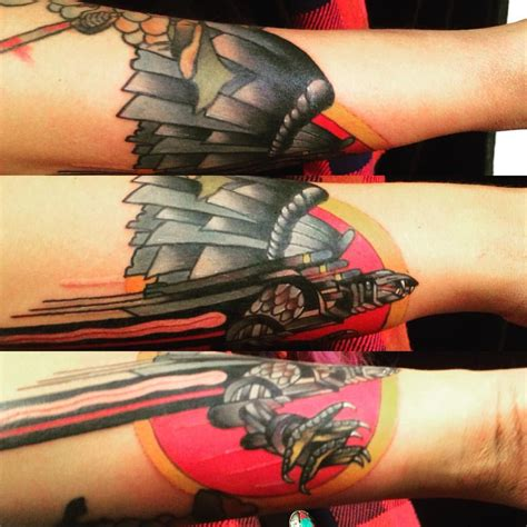 vengeance tattoo screaming for vengeance judaspriest metal