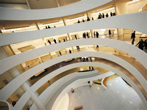 interior design museum nyc the guggenheim at 50 a legacy spirals on fifth npr
