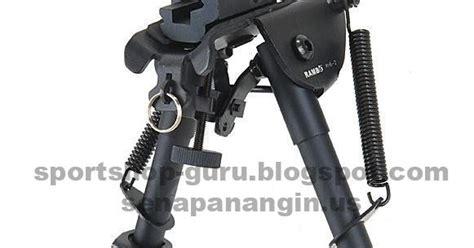Monopod Senapan Angin senapan angin accessories bipod rambo