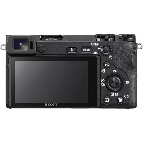 Sony Alpha A6500 Only Black Garansi Sony Indonesia 1 sony alpha a6500 only digital mirrorless cameras