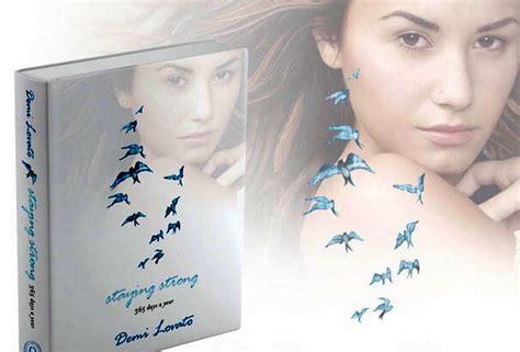 book of demi lovato demi lovato strikes a two book deal clubhouse news