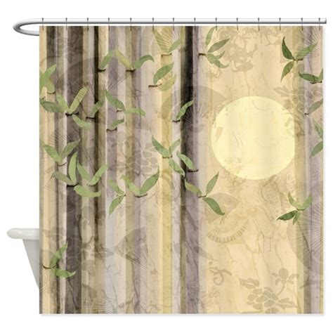bamboo curtains australia bamboo kimono neutral tones shower curtain by listing