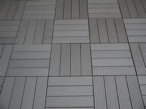 Klick Fliesen Schneiden by Gartenfreude Everfloor Wpc Holz Kunststoff Gemisch