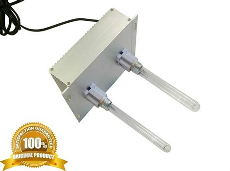 uv light for hvac coil cleaner in duct for hvac ac duct
