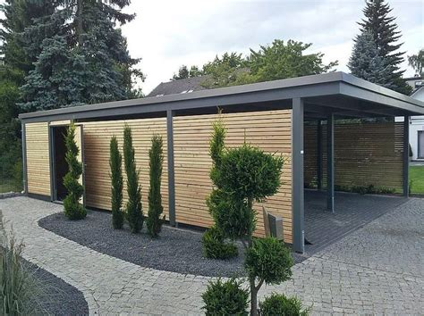 carport lärche bausatz best 20 modern carport ideas on carport