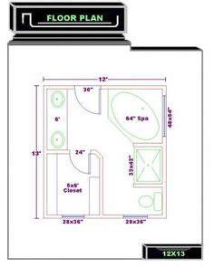 8x7 bathroom layout plans on pinterest bathroom floor plans floor plans and