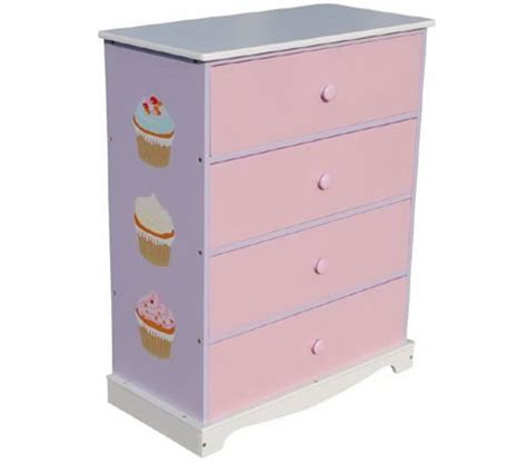 Cheap Childrens Chest Of Drawers by Childrens Tallboy Chest Of Drawers Cupcake