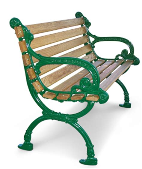 victorian park bench victorian park bench wood park benches belson outdoors