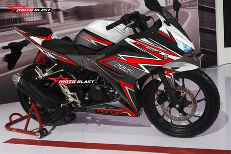 Decal Cbr 150 Lokal Black Shark Fullbody Cutting Pola modifikasi striping honda cbr250r motogp terbaru motoblast