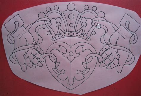 irish claddagh tattoo designs tattoos and designs page 23