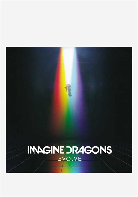 Evolve Imagine Dragons Vinyl - imagine dragons evolve lp vinyl newbury comics