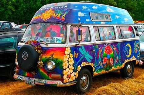 volkswagen hippie van front vw bus superradnow