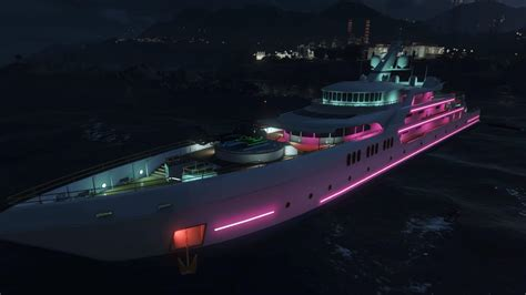 boats gta v online gta online s new yacht modded into single player gta 5
