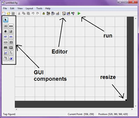 layout editor manual mgi solutions your first gui application on matlab guide
