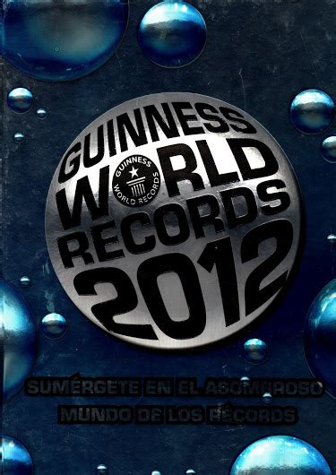 libro guinness world records 2012 libro guinness world records 2012