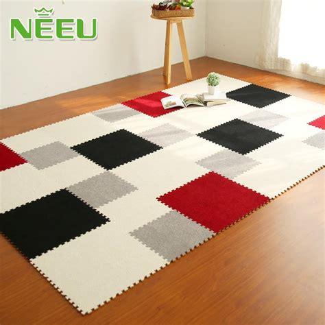 newest thickening velvet floor mats foam carpet for