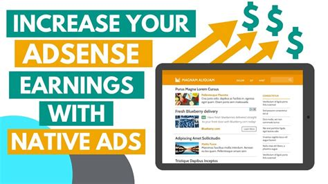 adsense native ads effective google adsense requirements getting approved