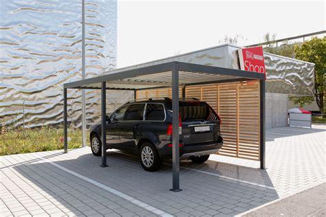 Auto Carport by Publireportage Architektur Und Design Im Perfekten