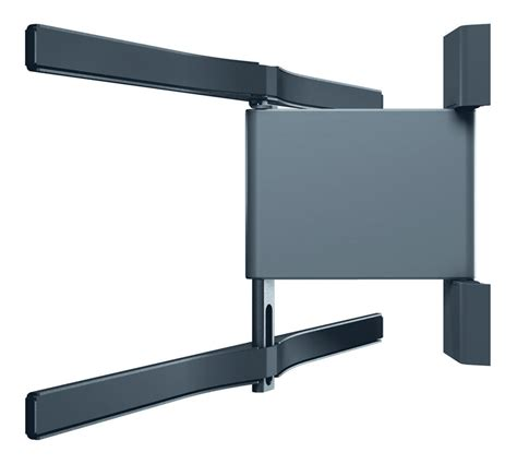 vogels thin rc 355 ultra thin motorised remote controlled tv wall bracket vogels audiovisual