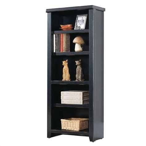 Small Black Bookshelf Kathy Ireland Home By Martin Tribeca Loft Small Bookcase