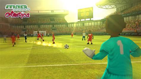 Stiker Soccer striker soccer america 2015 v1 2 8 android apk hack mod