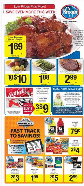 kroger weekly deals and coupon matchups feb 5th 11th kroger weekly deals and coupon matchups 2 13 13 mylitter