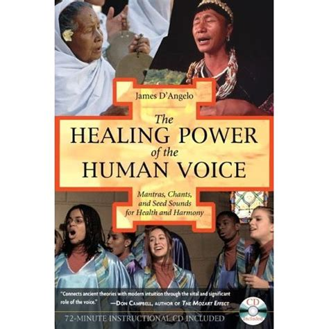 Emotional Detox With The Healing Power Of The by The Healing Power Of The Human Voice Mantras Chants And