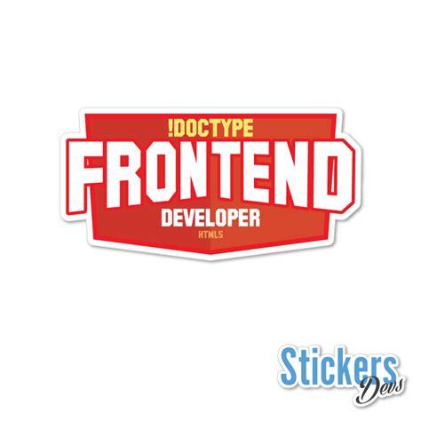 Developer Stickers